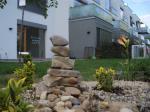 Трехкомнатная квартира с большой террасой и садом