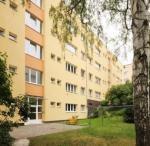 Симпатичная двухкомнатная квартира в Праге 6