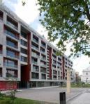 Четырехкомнатная квартира с балконом и огромной террасой
