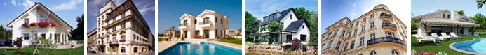 Продажа недвижимости в Германии, Австрии, Италии, Хорватии, Чехии